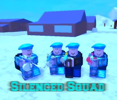 The Silenced Squad by SniperTheSilverbar