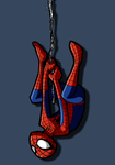 fanart - Spider-man by ImmortalAlchemist
