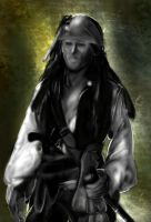Jack Sparrow Phase II by KomyFly
