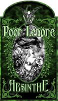 Poor Lenore Absinthe by caioneach
