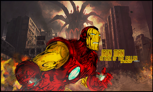 Iron Man - Attack of the Fallen by Madmax00007