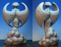 Nouveau angel 3 by MarkNewman