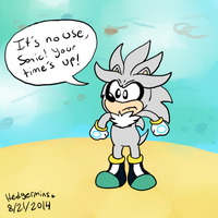 Adventures of Silver the Hedgehog by Hedgermins