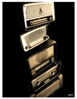 Old radios by polatsamuk