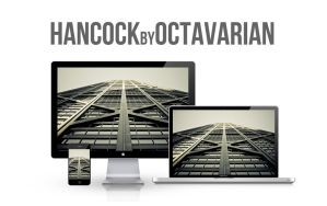 Hancock by OctavarIan