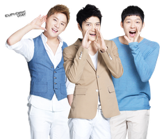 JYJ PNG by euphoriclover