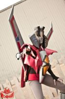 Starscream by Amuzani #1 by Miryamaris