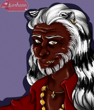 An old man you shouldn't want to meet by Korhann