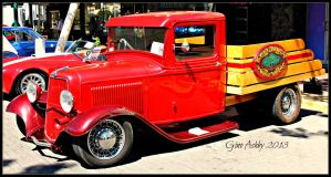 Ford Flatbed by StallionDesigns