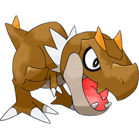 Tyrunt (Shiny Theory) by HGSS94