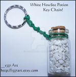 White Howlite Potion by 1337-Art