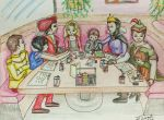 A Strange Family Gathering by SimPlyPlaIn42