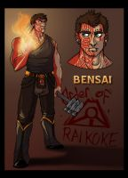 Bensai by Candy-Black-Company