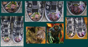 Shoes-Impel Down design by Pwnchy