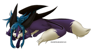 Ashuri Header by SilverSkittle