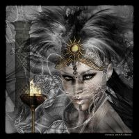 Portrait of Priestess by Xantipa2-2D3DPhotoM