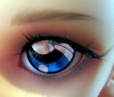 Sailor Moon custom eyes bjd by ersaflora