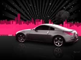 Nissan 350Z by Scash