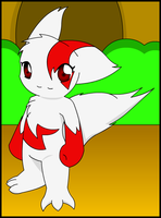 Zangoose by vytalibus