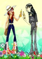 Cheers to Good Times by AllOutOfBubblegum
