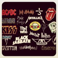 Awesome bands nd shit.. by x-Andy-Sixx-x
