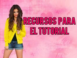 Recursos del tutorial ~SexyGomez~By: Bely1D by Bely1D