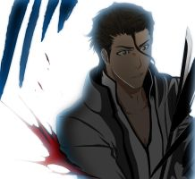 Aizen finally hurt by Omar6