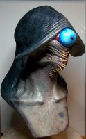 "New mask ""Seaclopeh"" finished 2 by masocha"
