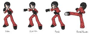 PI Combo concept doodels by rongs1234