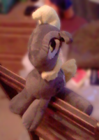 a very derpy derpy plush by toasterlunchbox