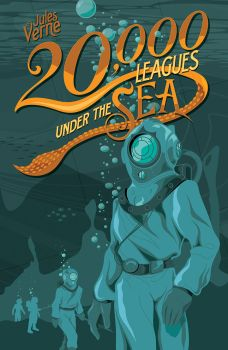 20,000 Leagues Under the Sea by MikeMahle