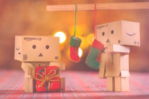 Danbo Christmas by Expose42