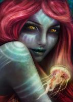 Ariel by PixieCold