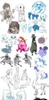 Sketchdump 7 by yeomaria