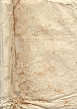 Old paper texture III by haunted-medea