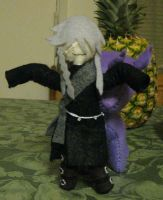 Undertaker Mini Plush by MissDeadEnd