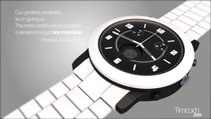 Cinema 4D Watches by Timcoch