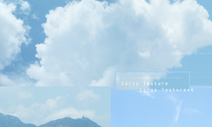 Sky Textures by Carlytay