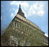 Mole Antonelliana by Meow-chi