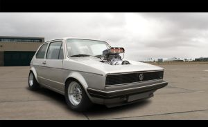 VW GOLF J_HUI by J-HUI