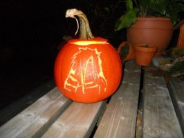 Madara Pumpkin by Lilseena