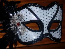 The Mask Left Behind by DreamsWithinMe