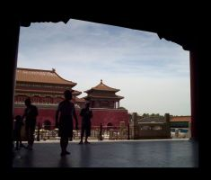 forbidden city by craigthebrit