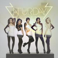 The Saturdays - Notorious by mycover