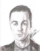 Jim parsons by Devain