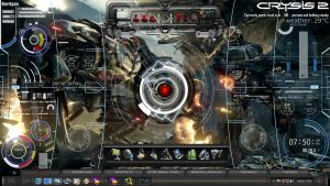 Crysis 2 Windows 7 Themes by jeromegamit