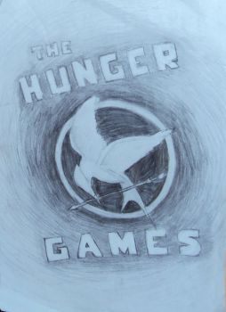 The Hunger Games by EviVanDenKieboom