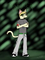ART TRADE: Parker by Keyhole-Cat