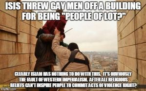 It's not Islam I'm telling you! by LordOfstamps