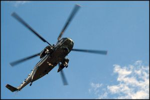 American Army Helicopter by cooperad